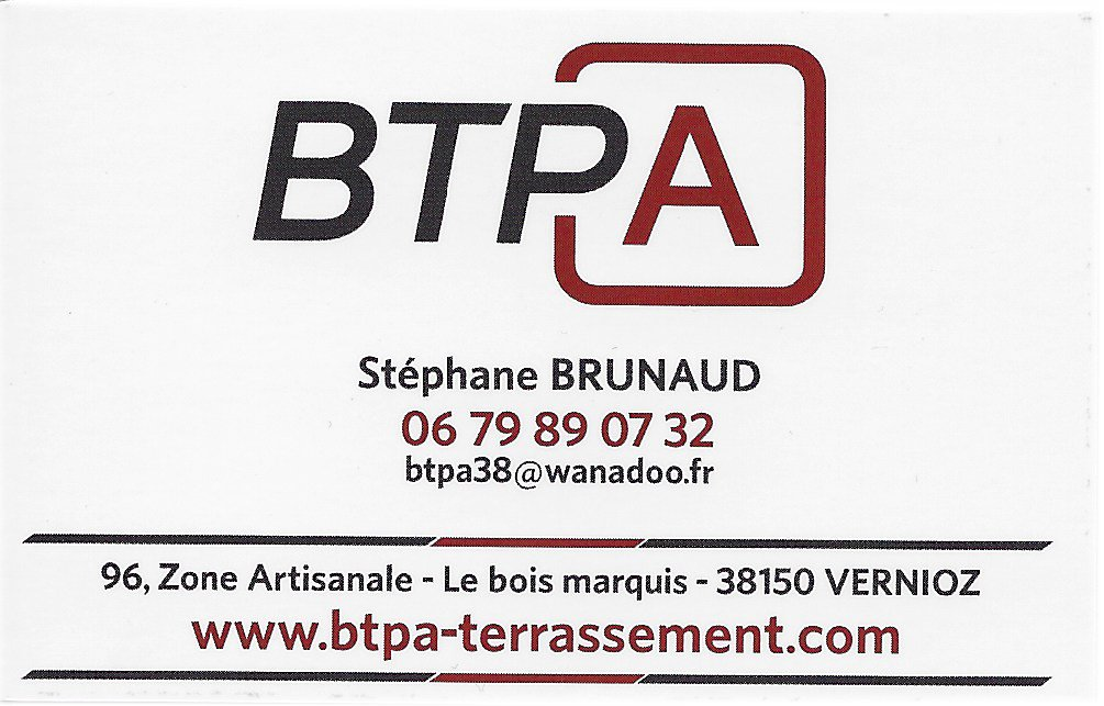 Photo de BTPA