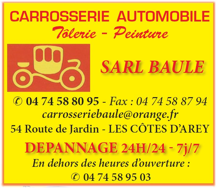 Photo de Carrosserie Baule