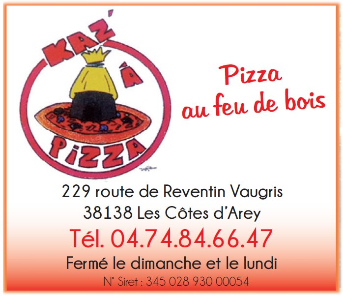 Photo de KAZA pizza