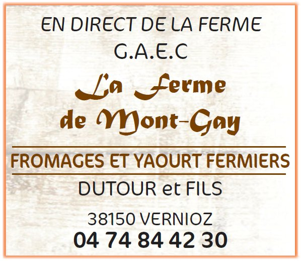 Photo de La Ferme de Mont-Gay