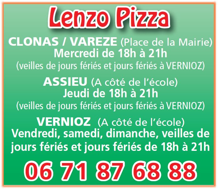 Photo de Lenzo Pizza