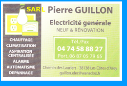 Photo de Electricité Guillon