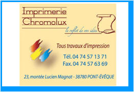 Photo de Imprimerie Chromolux